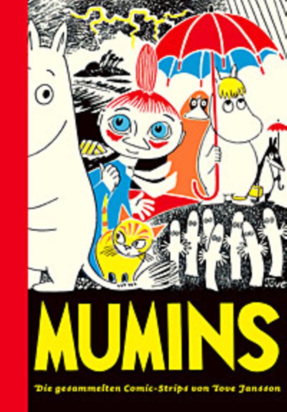 """Buchtipp: """"Mumins. Die gesammelten Comic-Strips von Tove Jansson"""""""
