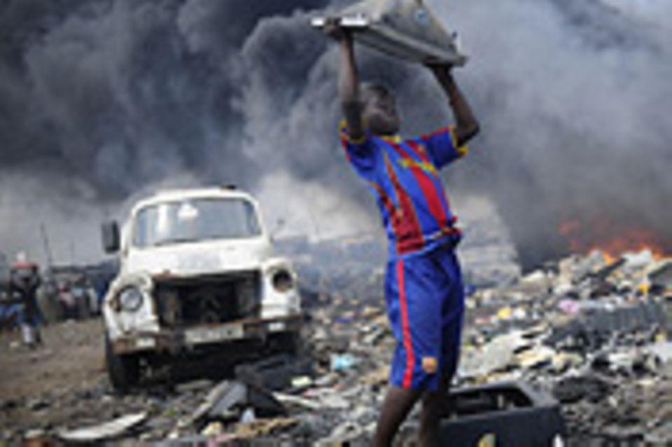 Fotogalerie: Das Unicef-Foto des Jahres 2011
