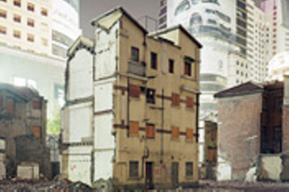 Fotogalerie: Fotogalerie: Megacities und ihre Slums