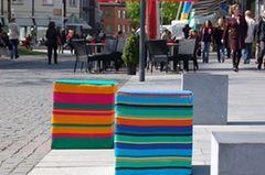 """Stricken: urban knitting: """"Das funktioniert mit jedem Garn!"""" - Bild 2"""