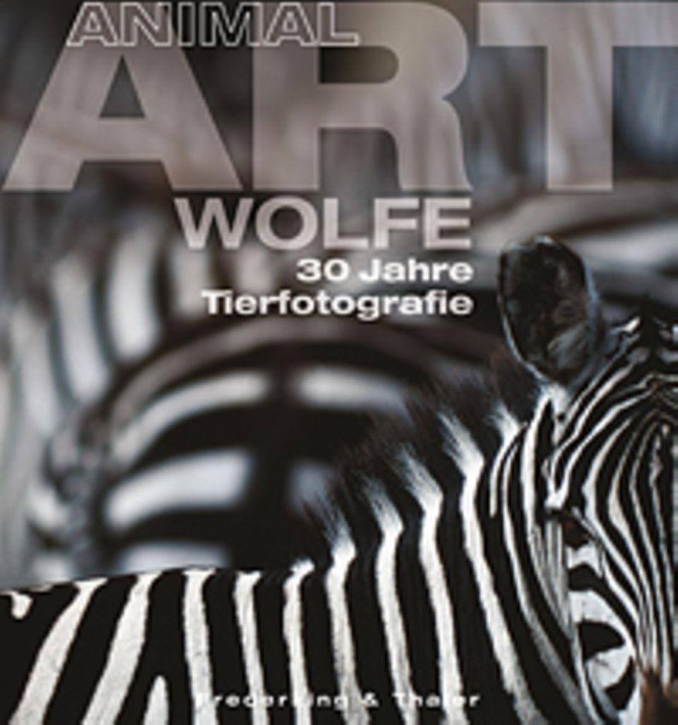 Fotogalerie: Art Wolfe Animal Art Naturfotografie aus sechs Kontinenten Frederking & Thaler Verlag 224 Seiten, ca. 160 Abb.