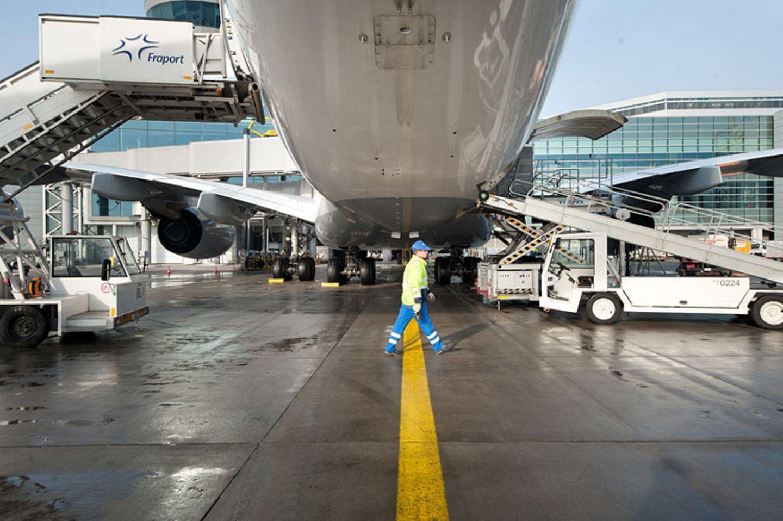 Flughafen: Am Boden geblieben - Bild 2