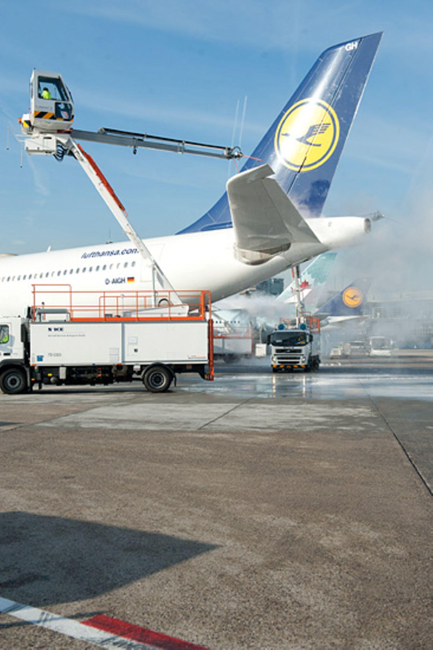 Flughafen: Am Boden geblieben - Bild 8