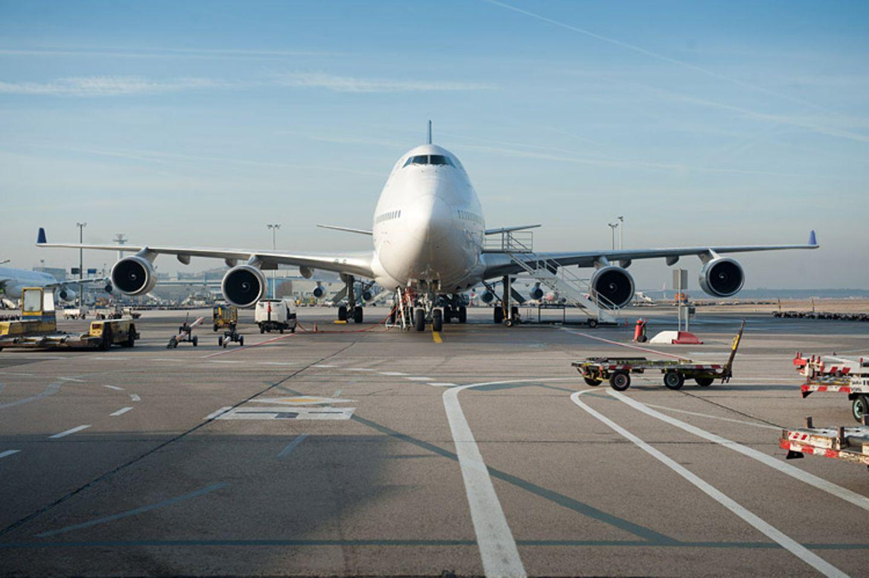 Flughafen: Am Boden geblieben - Bild 9