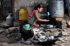 Fotostrecke: Unicef Nepal: Parmila darf lernen - Bild 4