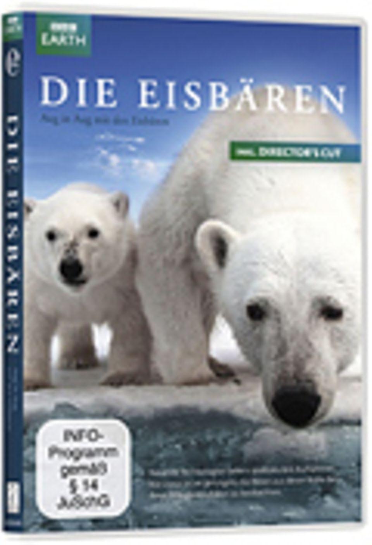 """193 Minuten in Deutsch oder Englisch: die zweiteilige Dokumentation """"Aug in Aug mit den Eisbären"""""""