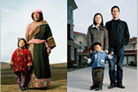 Fotogalerie: Fotogalerie: Gesichter Chinas