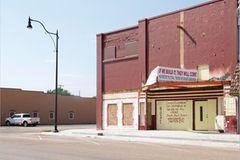 Stovall Theatre, Sayre, Oklahoma