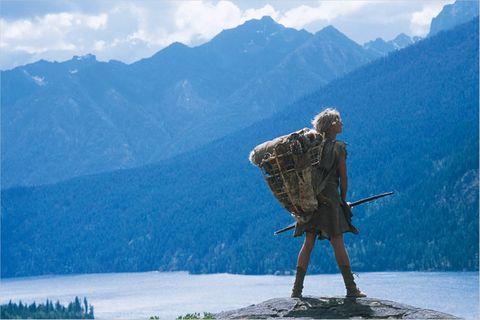 Fotogalerie: Leben in der Wildnis