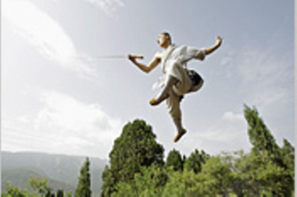 Fotogalerie: Fotogalerie: Die Welt der Shaolin-Mönche