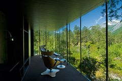 Juvet Landscape Hotel, Norwegen