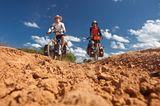 Fotogalerie: Mit dem Fahrrad durch Afrika - Bild 11