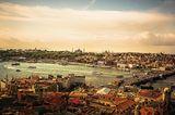Fotogalerie: Istanbul - Stadt als Achterbahn