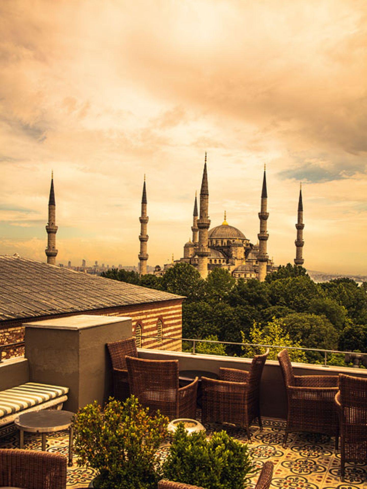 Fotogalerie: Istanbul - Stadt als Achterbahn - Bild 7