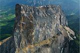 Mount Aiguille, Frankreich