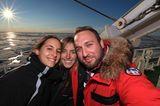 Fotogalerie: Eisbrecher-Expedition in die Arktis - Bild 8