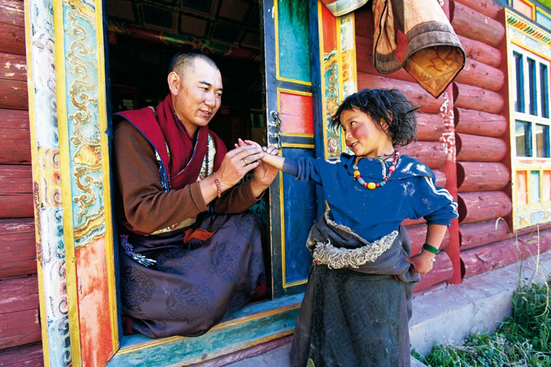 Fotogalerie: Spirituelle Reise zum Himalaya