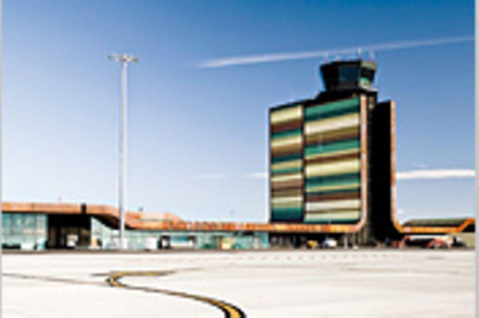 Fotogalerie: Flughafen-Architektur