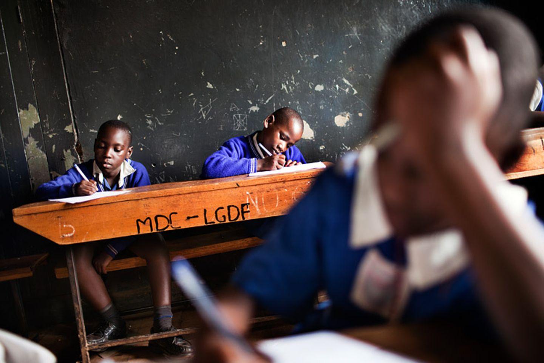 Fotostrecke: Unicef Uganda: Uganda: Victorias zweite Einschulung - Bild 3