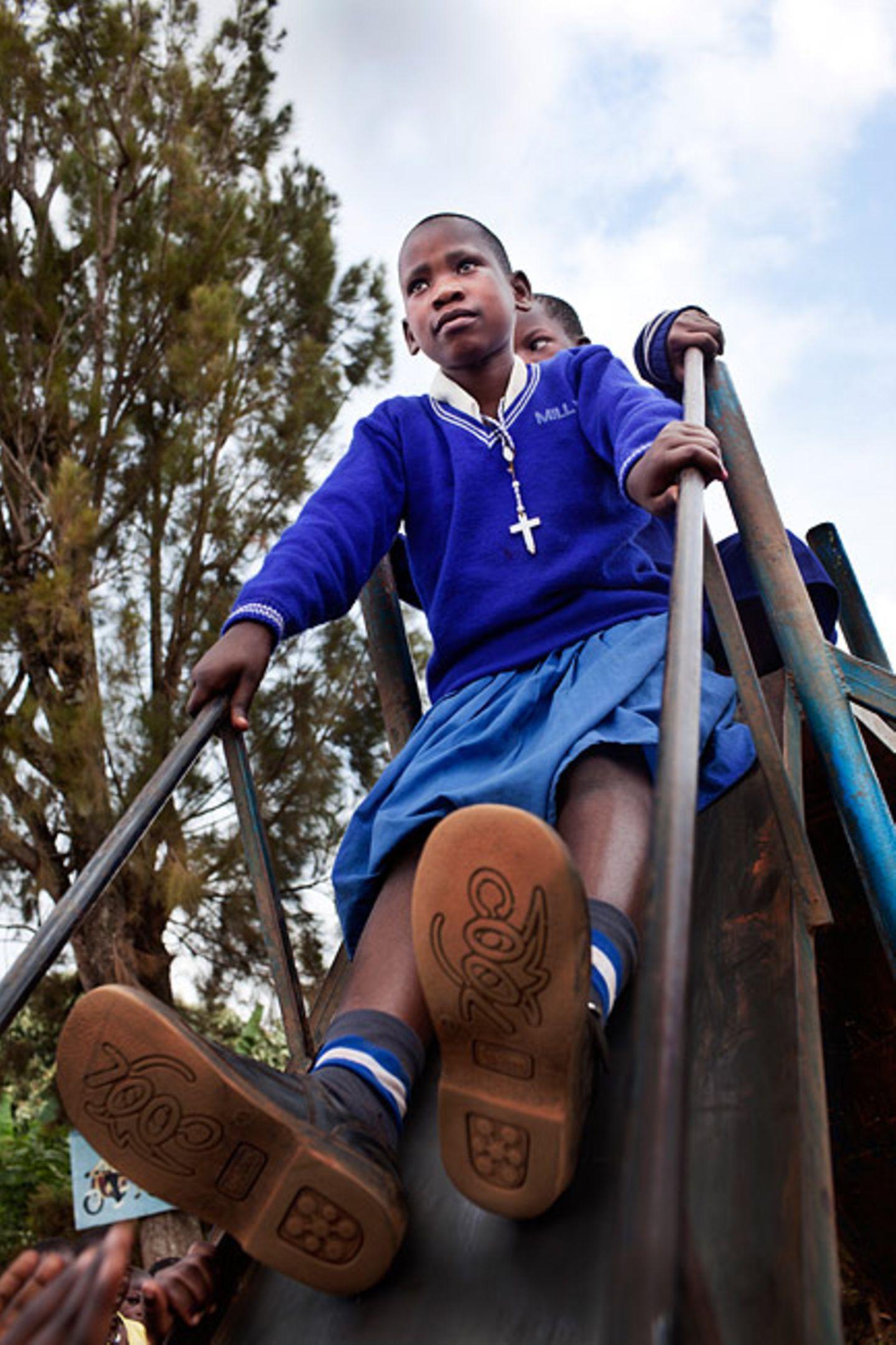 Fotostrecke: Unicef Uganda: Uganda: Victorias zweite Einschulung - Bild 5