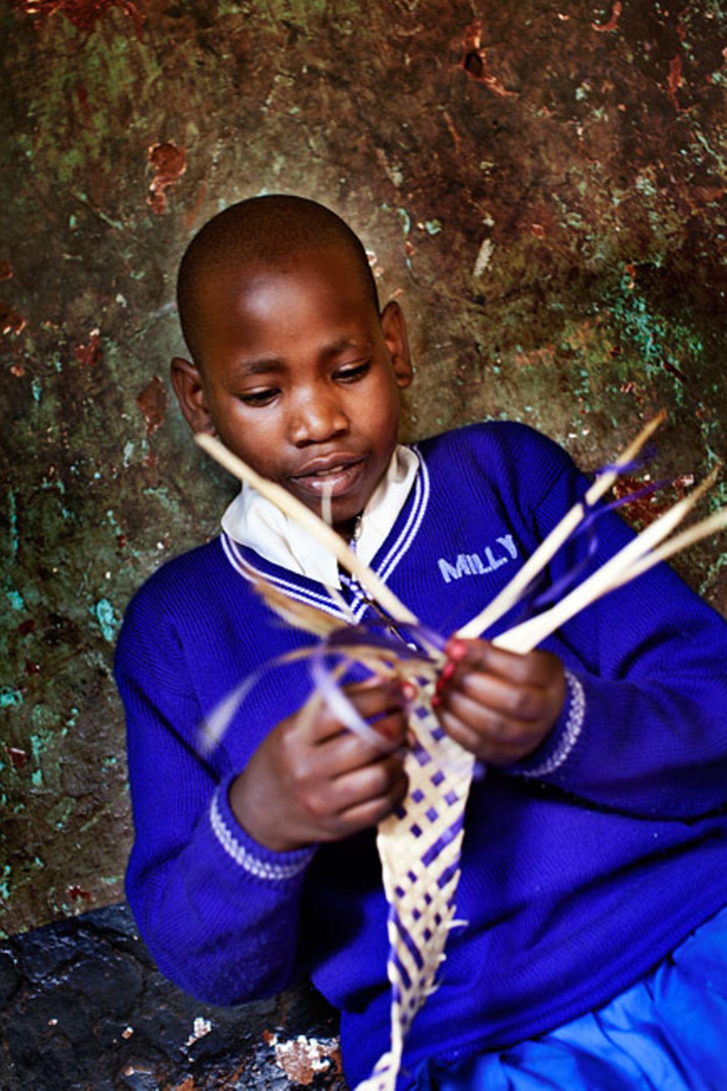 Fotostrecke: Unicef Uganda: Uganda: Victorias zweite Einschulung - Bild 7