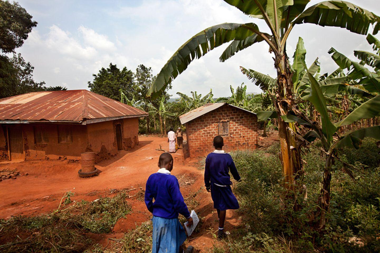 Fotostrecke: Unicef Uganda: Uganda: Victorias zweite Einschulung - Bild 8