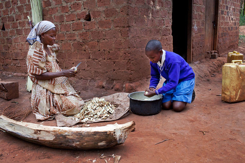 Fotostrecke: Unicef Uganda: Uganda: Victorias zweite Einschulung - Bild 9