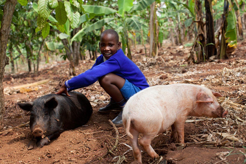 Fotostrecke: Unicef Uganda: Uganda: Victorias zweite Einschulung - Bild 10