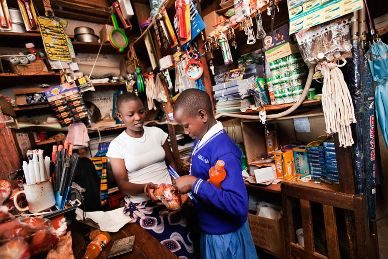 Fotostrecke: Unicef Uganda: Uganda: Victorias zweite Einschulung - Bild 12
