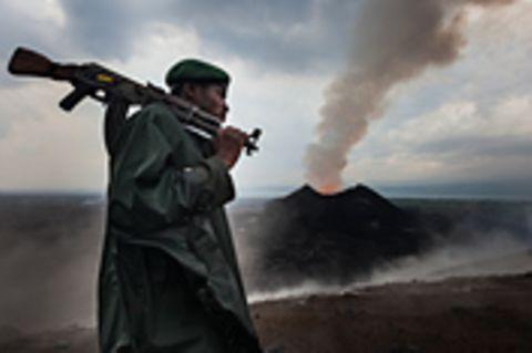Demokratische Republik Kongo: Virunga in Gefahr