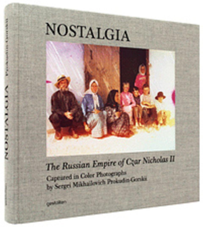 Fotogalerie: Nostalgia, 320 Seiten, 2012, Text in Deutsch, 58,00 Euro, erschienen im Gestalten Verlag
