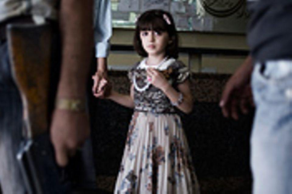 Fotogalerie: Unicef-Foto des Jahres 2012