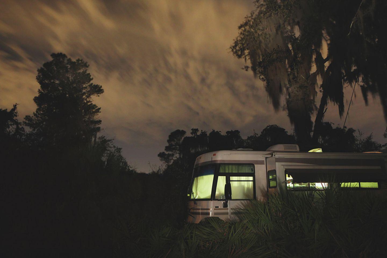 Fotogalerie: Wohnwagen in der Wildnis - Bild 10