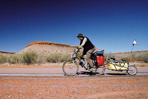 Fotogalerie: Mit dem Rad durch Australien