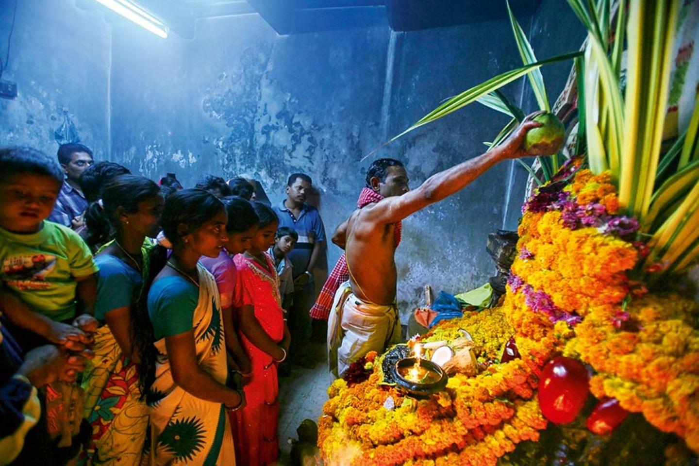 Fotogalerie: Momentaufnahme Indien