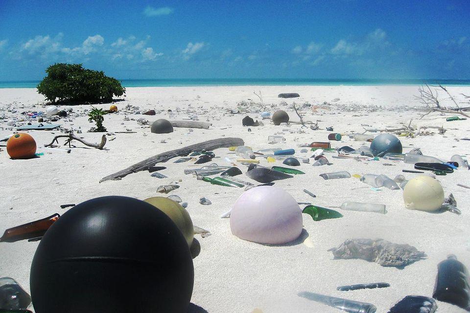 Umweltverschmutzung: Ein Meer von Plastikmüll
