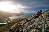 Vom Taran Mor zum Loch Crabhadail