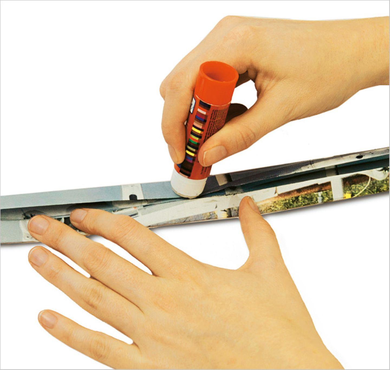 Basteln: Basteltipp: Schalen aus Altpapier - Bild 3