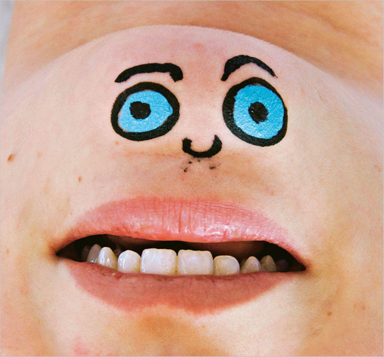 Schminken: Schminktipp: Gesichter im Gesicht - Bild 7