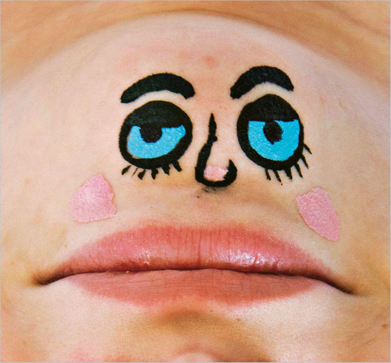 Schminken: Schminktipp: Gesichter im Gesicht - Bild 9