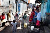 Unicef-Fotostrecke: Die Oase im Slum