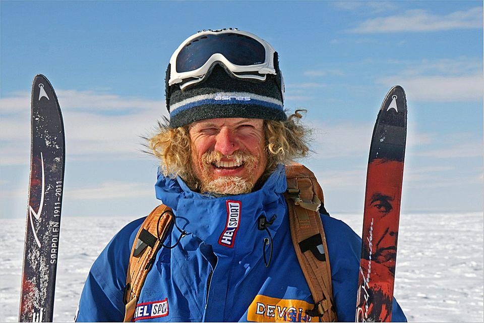 Interview: Zu Fuß durch die Antarktis