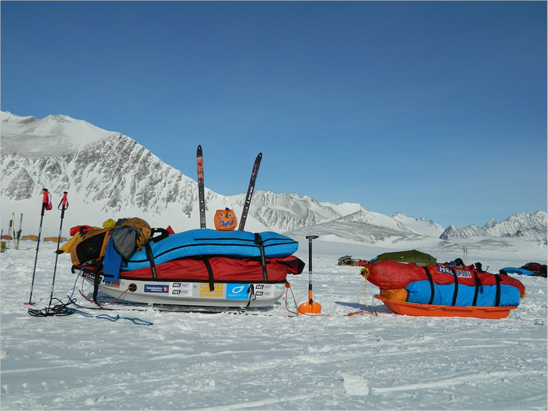 Interview: Zu Fuß durch die Antarktis - Bild 2