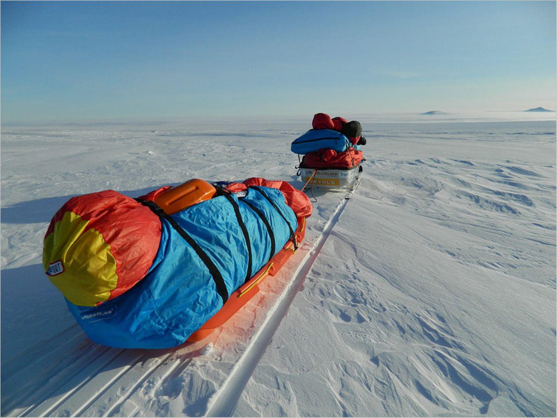 Interview: Zu Fuß durch die Antarktis - Bild 3