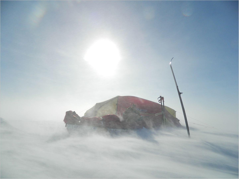 Interview: Zu Fuß durch die Antarktis - Bild 7