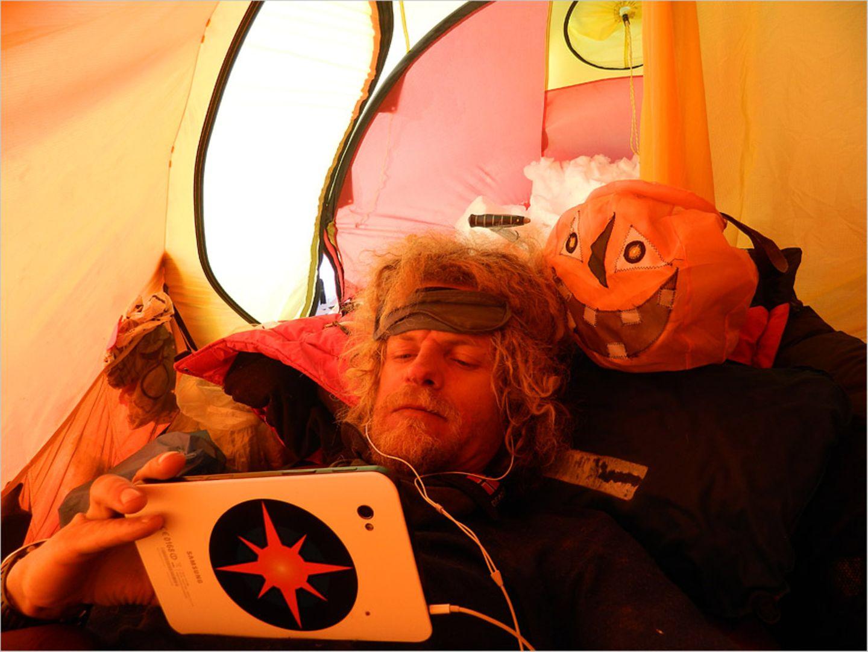 Interview: Zu Fuß durch die Antarktis - Bild 8