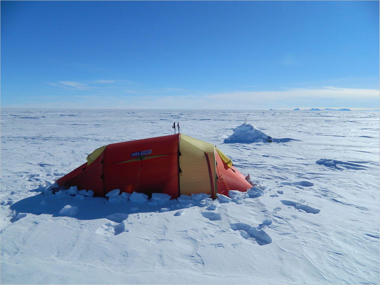 Interview: Zu Fuß durch die Antarktis - Bild 9