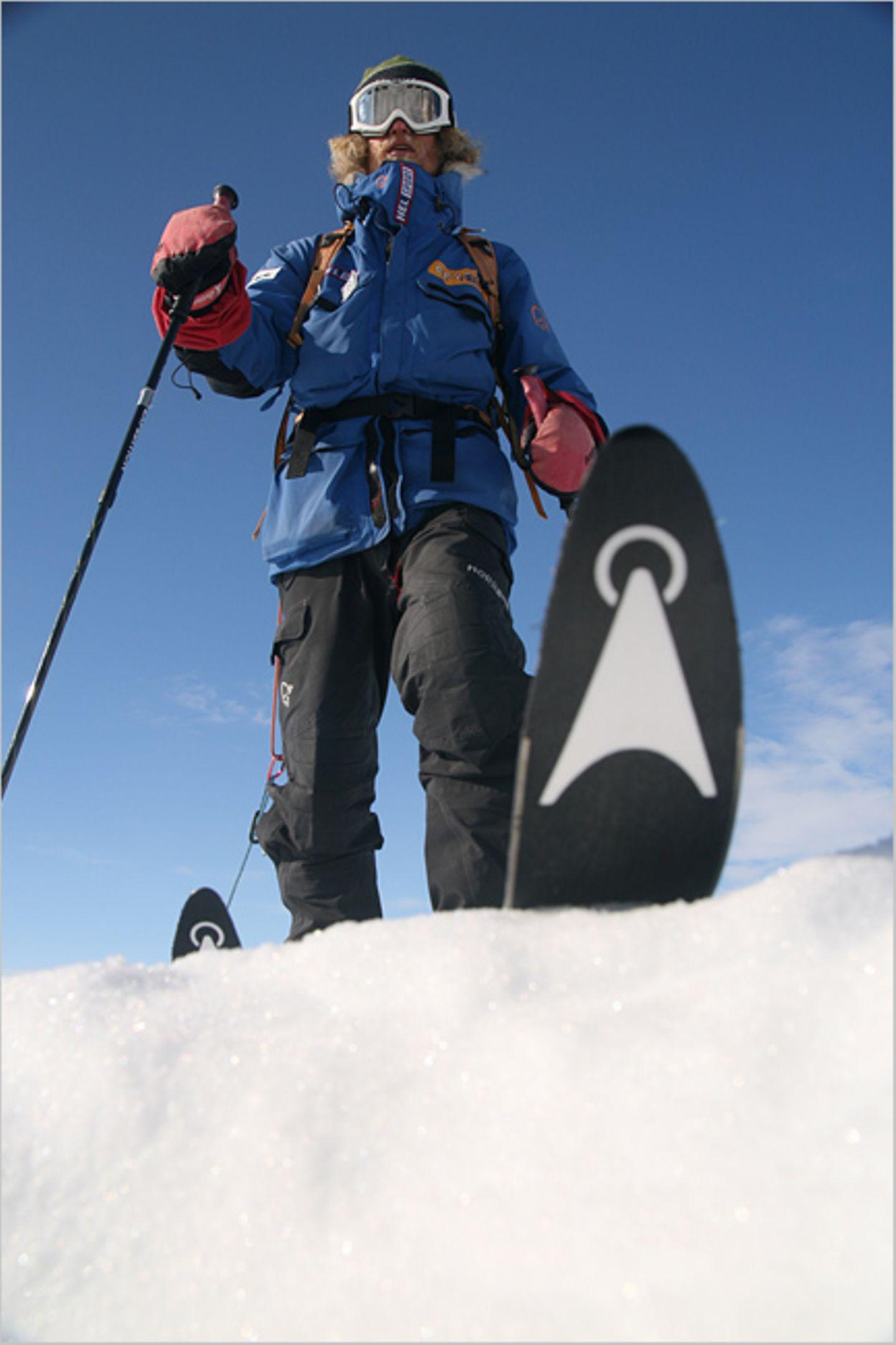 Interview: Zu Fuß durch die Antarktis - Bild 10