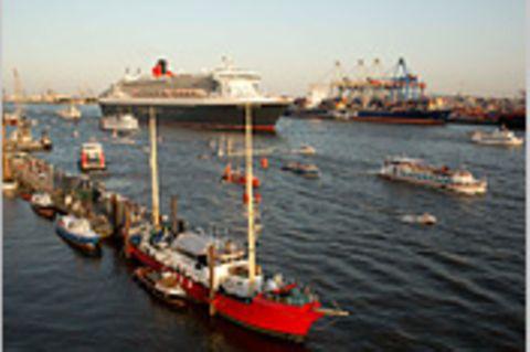 Fotogalerie: Ein Hoch auf Hamburg