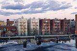 Auf den Dächern der Bronx